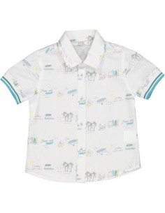 CAMISA ESTAMPADA SURF