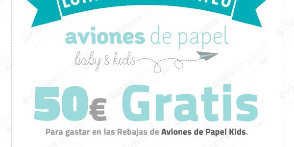 50€ GRATIS - Sorteo en Redes Sociales